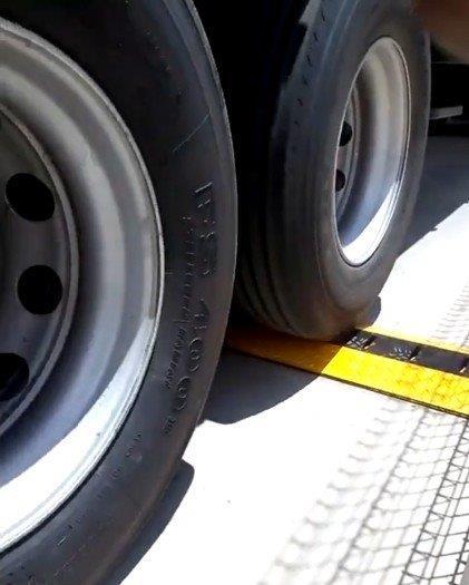 Equipamento para furar pneus